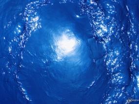Обои Солнце из воды: , Вода