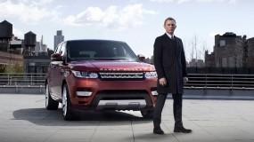 Обои Дэниел Крэйг и Range Кover Sport 2014 : Машина, Актёр, Мужчина, Мужчины