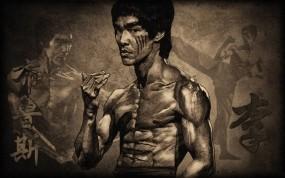 Обои Bruce Lee: Актёр, брюс ли, Мужчины