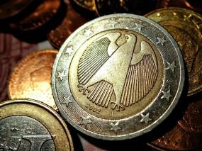 Обои Coins: Деньги, Монеты, Евро, Деньги