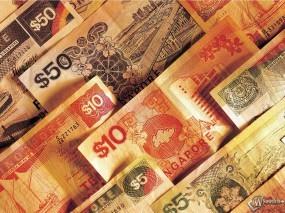 Банкноты Сингапура