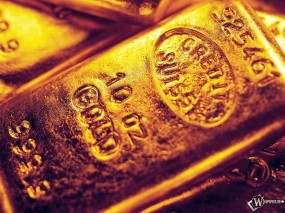 Обои Золотой слиток: Богатство, Высшая проба, Слитки золота, Мечта, Деньги
