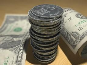 Обои Купюры и монеты : Купюры, Доллары, Деньги, Монеты, Деньги