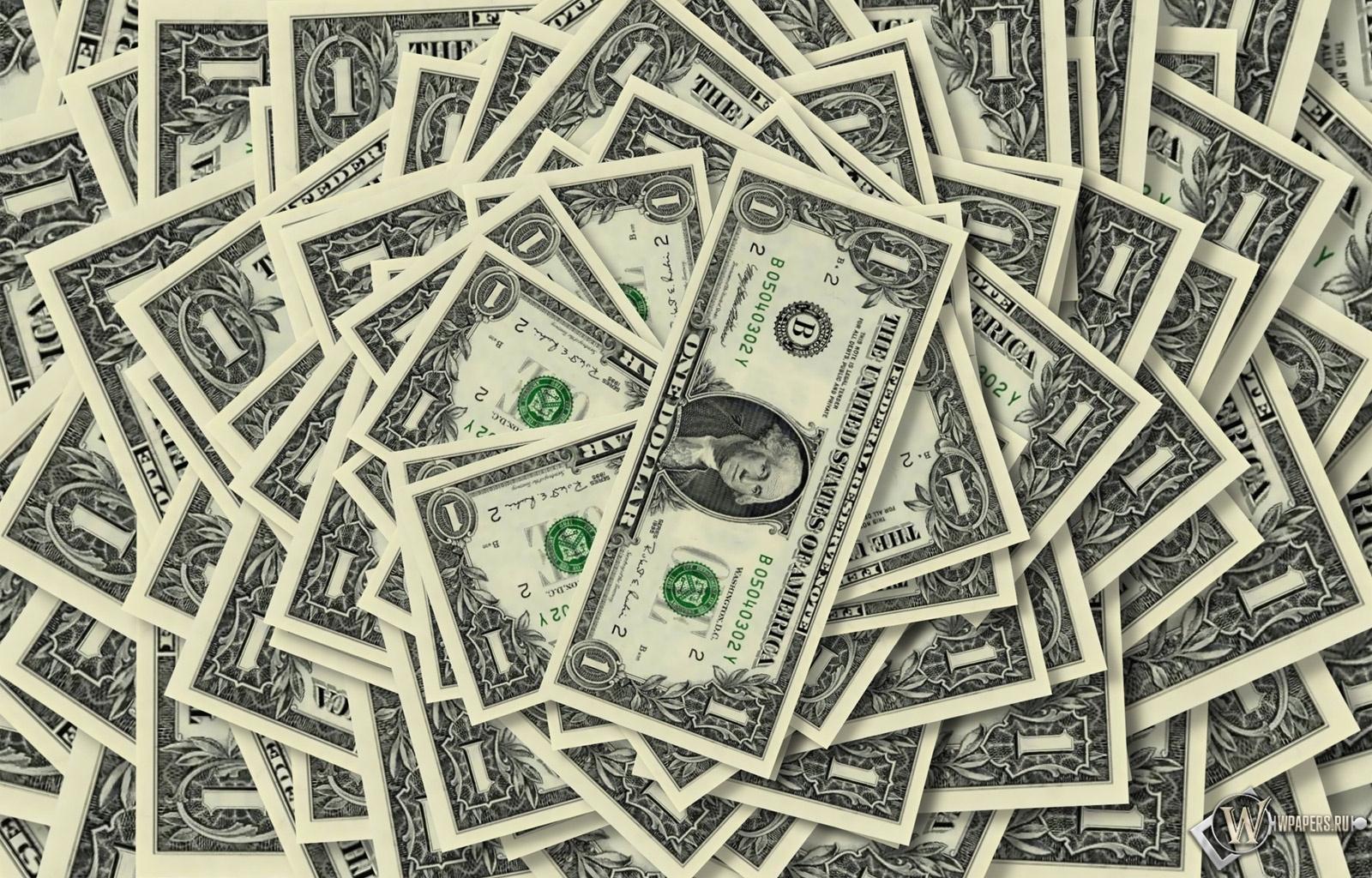 Один Доллар 1600x1024