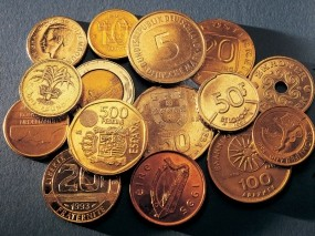 Обои Монетки: Металл, Богатство, Деньги, Железо, Монеты, Деньги