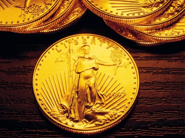 Золотая денежка