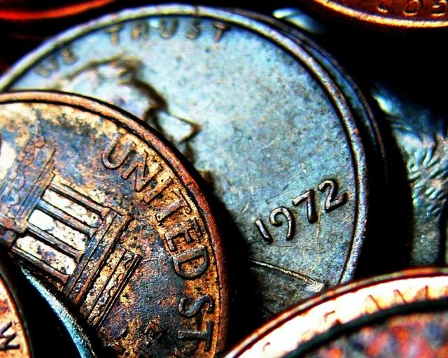 Ржавые Монеты