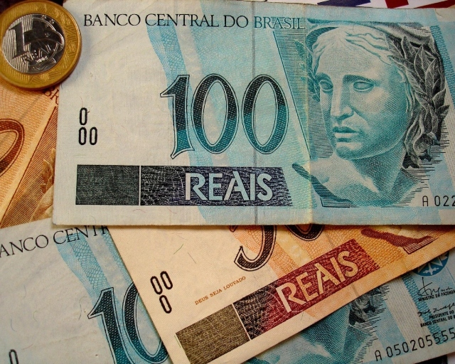 Бразильские реалы