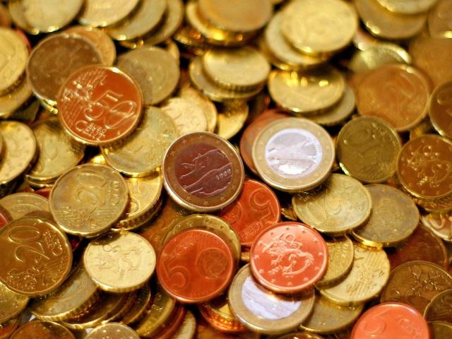 Запас монет