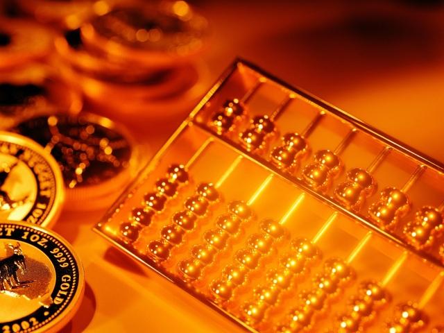 Золотые счеты