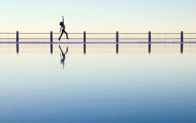 Радостный бег