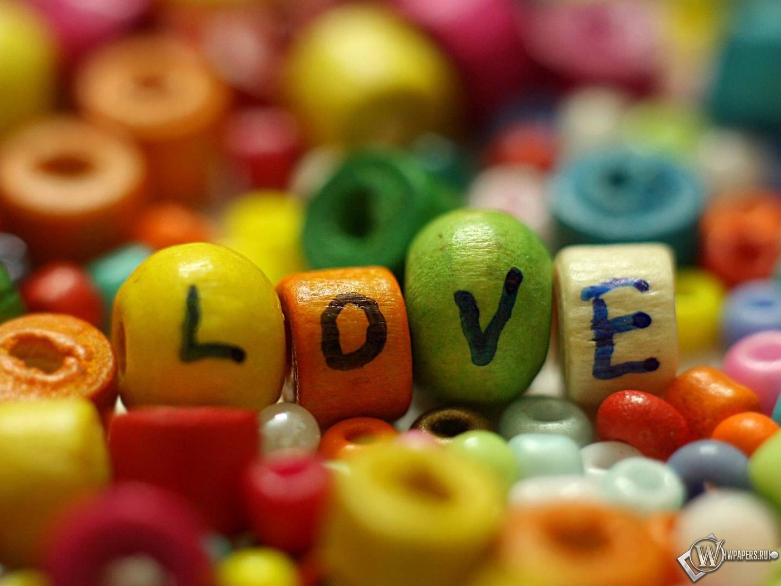 Любовь 1600x1200