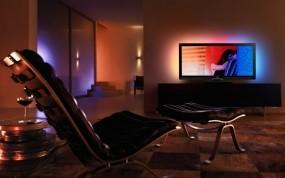 Обои Романтичная комната: Комната, Романтика, Вечер, Настроение, Настроения