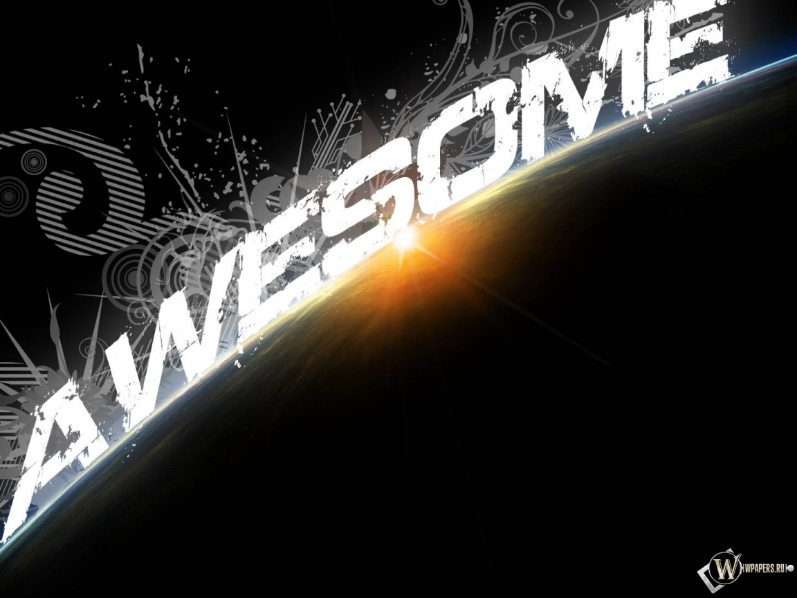 Awesome 1152x864
