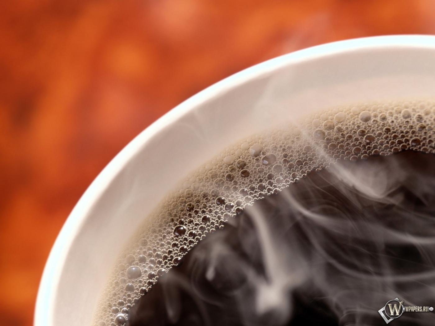 Черный кофе 1400x1050