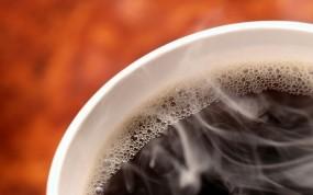 Обои Черный кофе: Пар, Пузырьки, Кофе, Настроения