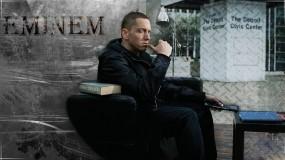 Обои EMINEM: Музыка, Eminem, Рэп, Рэпер, Музыка