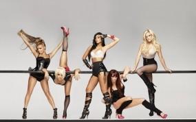Обои Pussycat Dolls: Девушки, Группа, Pussycat Dolls, Музыка