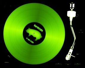 Зелёный винил