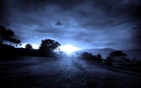 Обои Mystic: Ночь, Музыка, Музыка