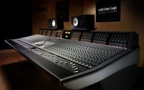 Обои Студия звукозаписи: Музыка, Пульт, Микшер, Студия, Музыка