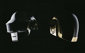 Обои Daft Punk: Группа, Daft Punk, шлемы, Музыка