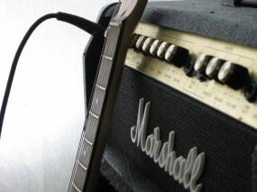 Обои Усилитель Marshall: Гитара, Marshall, Усилитель, Музыка