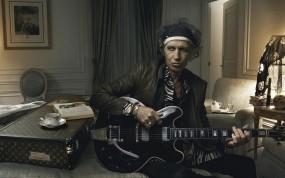 Обои Keith Richards: Гитара, Rolling Stones, Музыка, Рок, Музыка