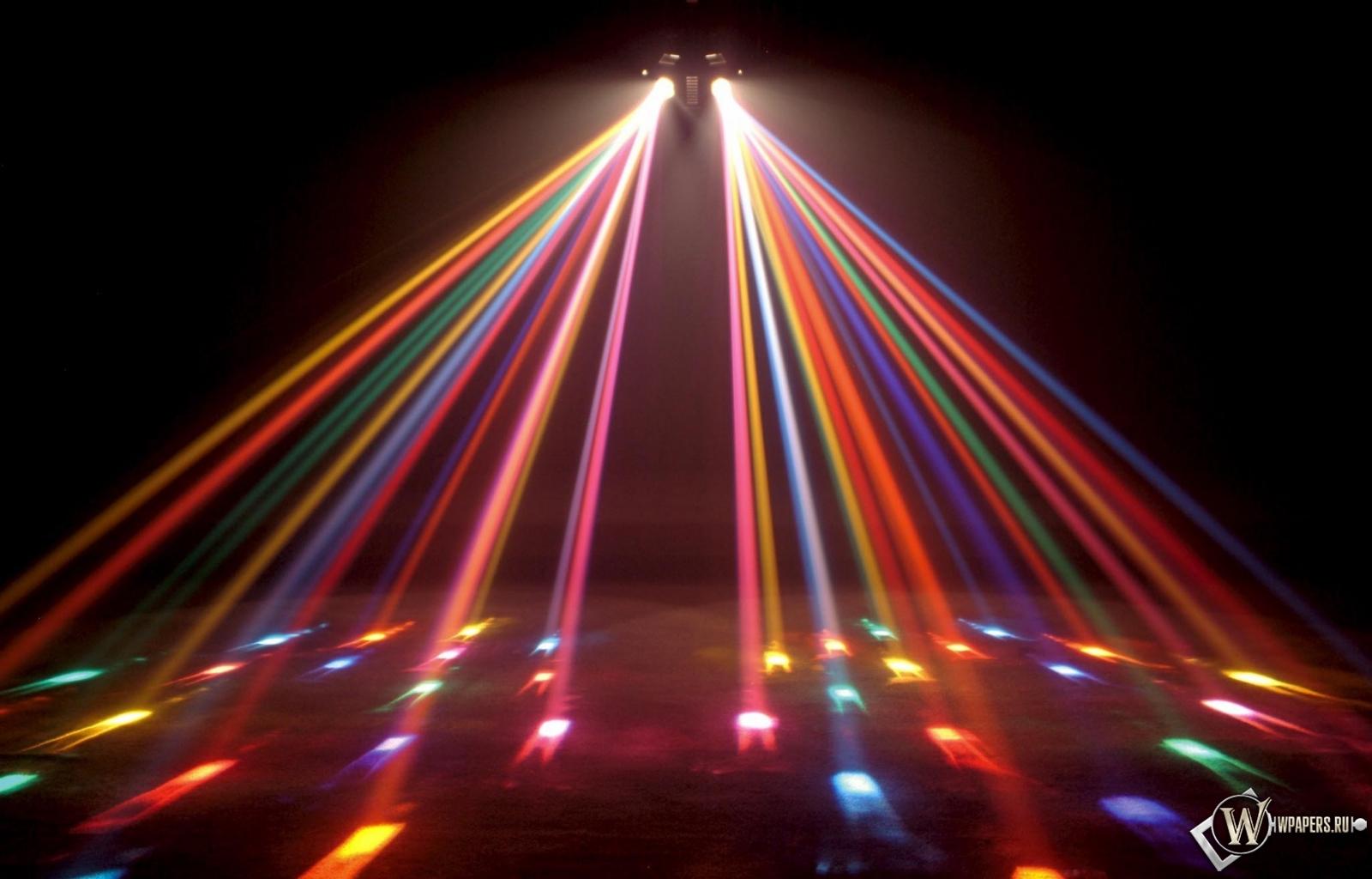Disco Lights 1600x1024
