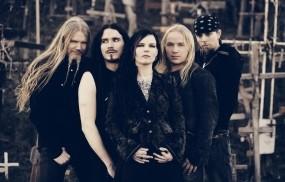 Обои Nightwish: Группа, Nightwish, метал, Музыка