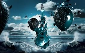 Гитара будущего