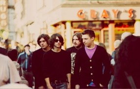 Обои Arctic Monkeys: Музыка, Рок, arctic monkeys, Музыка