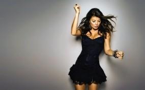 Обои Fergie: Девушка, Музыка, Fergie, Музыка