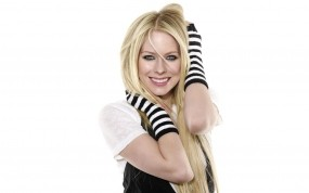 Avril Lavigne Whibley