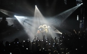 Обои Miley Cyrus: Девушка, Концерт, Музыка