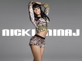 Обои Nicki Minaj: Девушка, Музыка, Nicki Minaj, Музыка