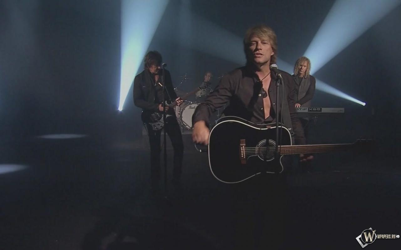 Bon Jovi 1280x800