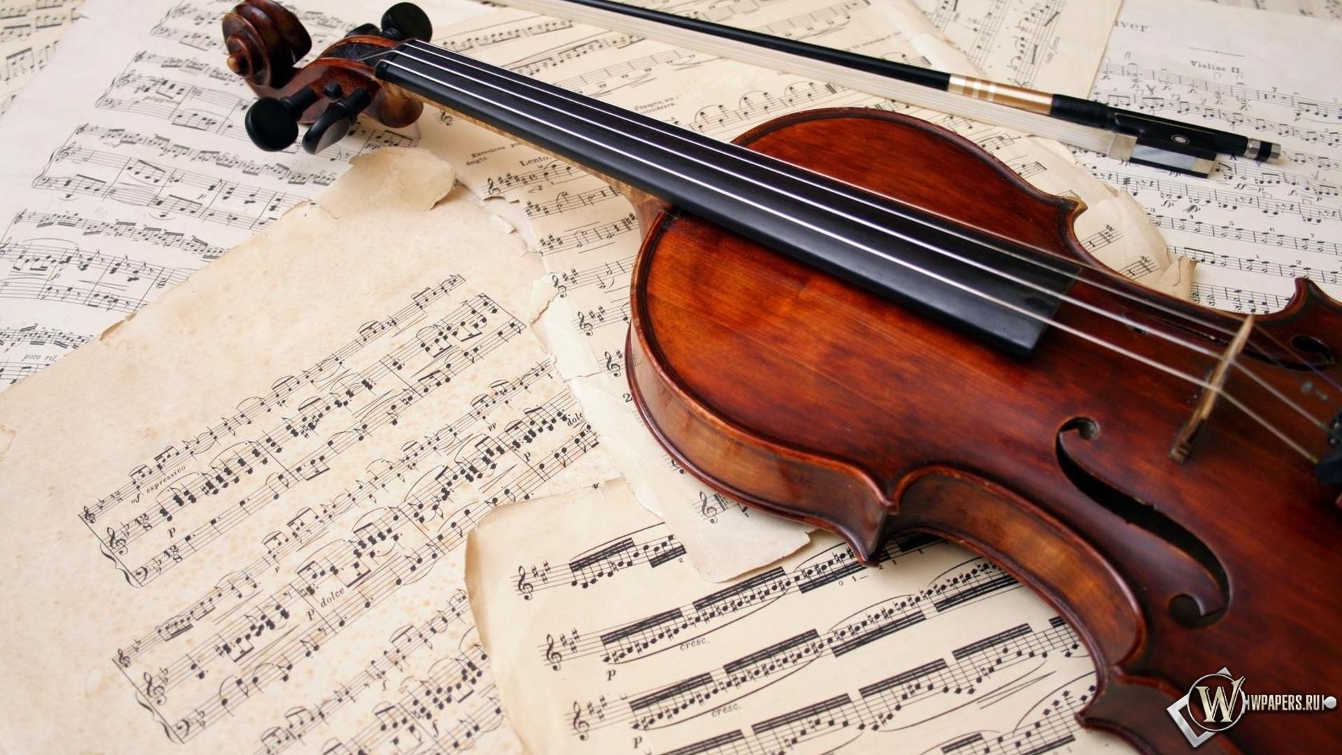 Обои музыка, скрипка. Музыка foto 8