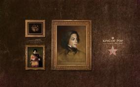 Обои Michael Jackson: Картины, Музыка, Майкл Джексон, Певец, Музыка
