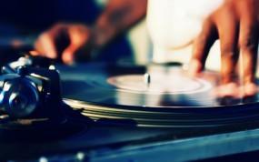 Обои Вертушка: Вертушка, Винил, DJ, Музыка
