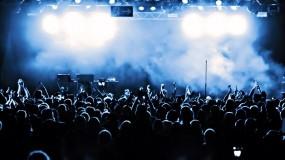 Обои Концерт: Свет, Концерт, Руки, Толпа, Музыка