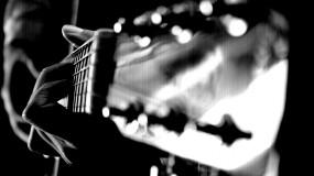 Обои Гитара акустическая: Гитара, Струны, Пальцы, Лады, Музыка