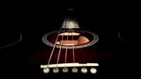 Обои Акустическая гитара: Гитара, Струны, Дека, Музыка