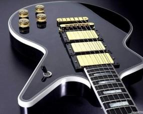 Обои Гитара: Гитара, Музыка