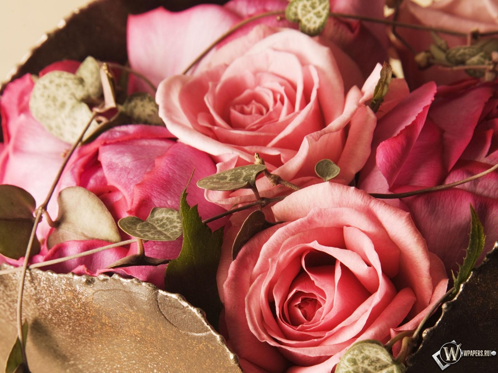 Розы 1600x1200