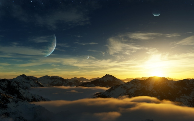 Планета Глизе 581