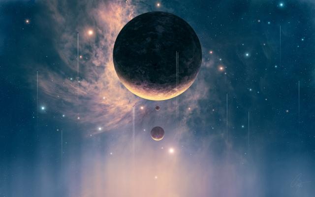 таинственные планеты