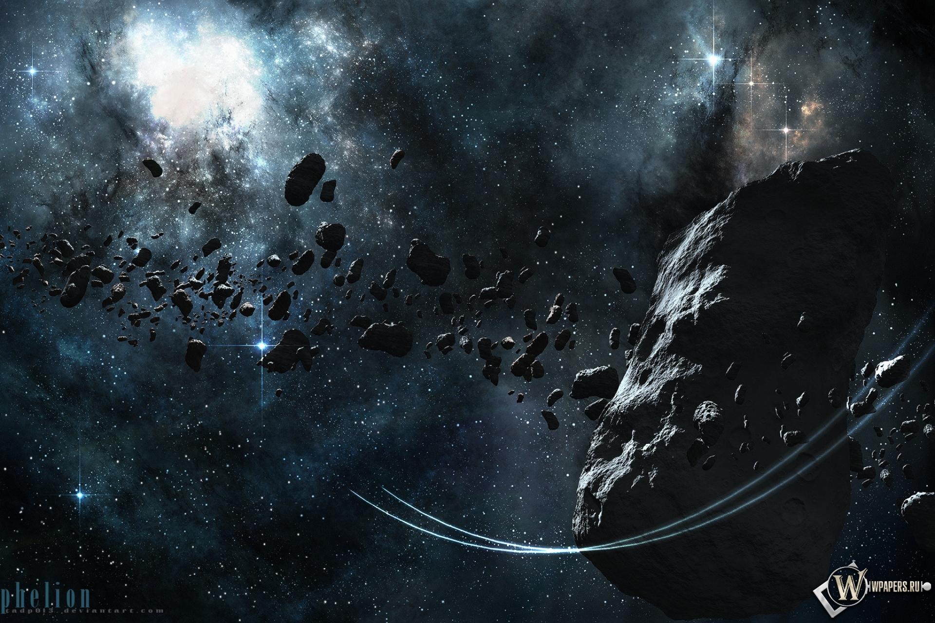 Астероид 1920x1280