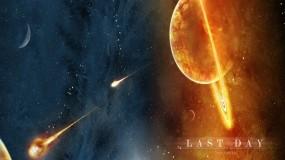 Обои Последний день: Космос, Апокалипсис, Космос
