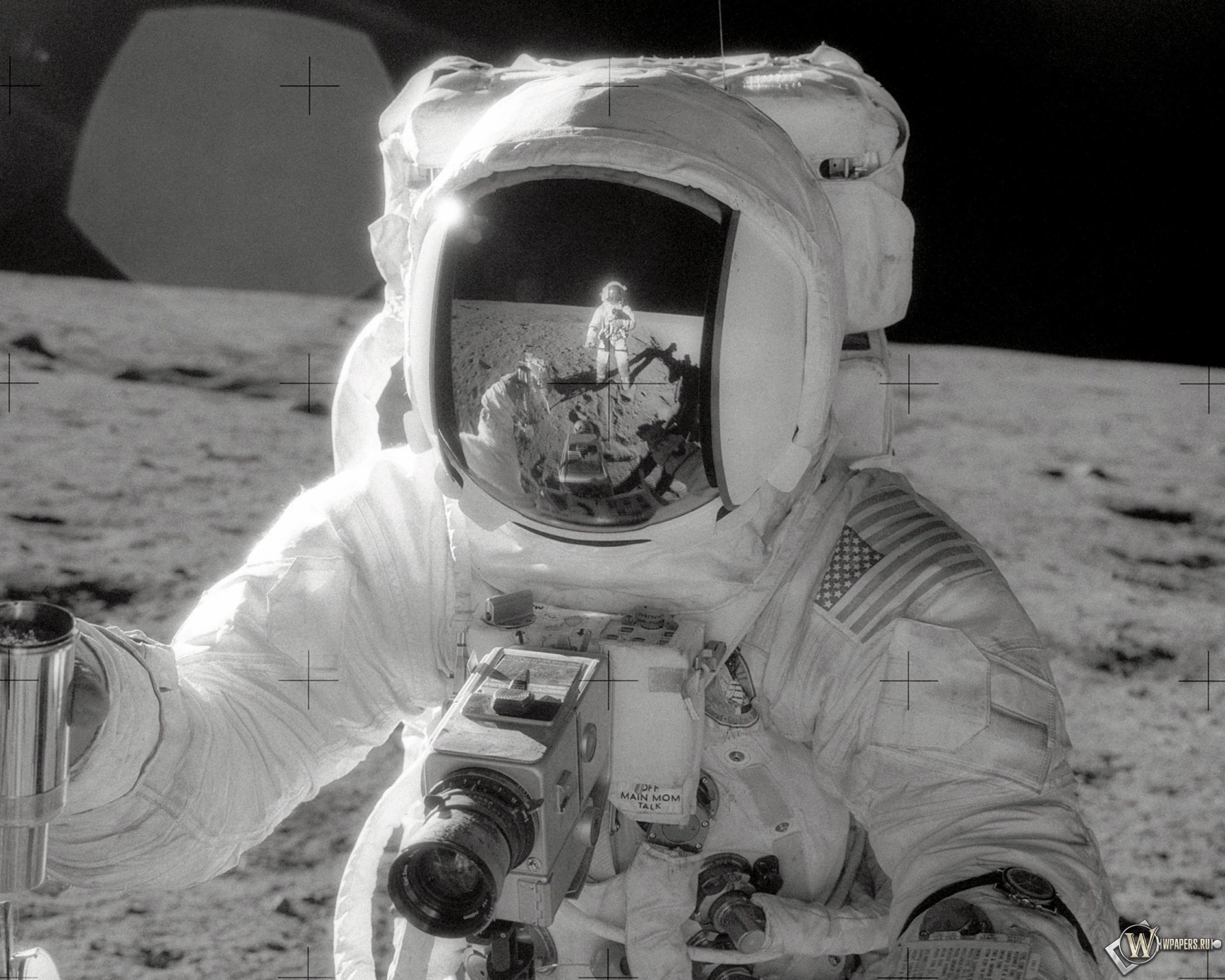 moon landing fake - HD2560×2048